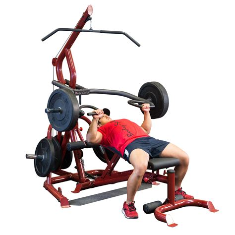 body ch lb2600 deluxe leverage bench 28 images