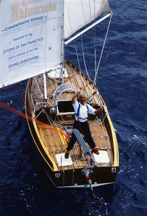 becoming a sailor a singlehand sailing adventure books single handers windpilot en