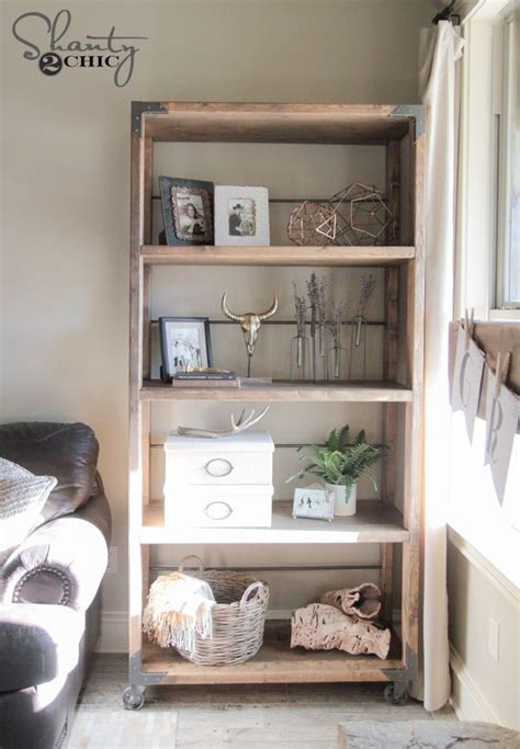 25 Best Ideas About Bookshelf Diy On Pinterest Diy Corner Bookcase
