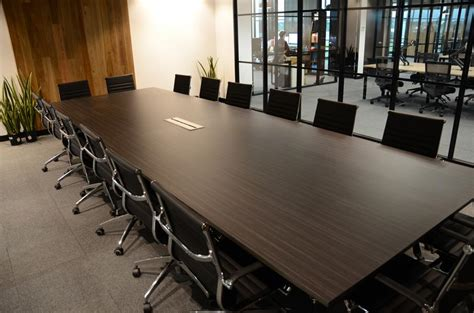 Board Room Desk by Waterman Business Centre Progressive Office Furniture