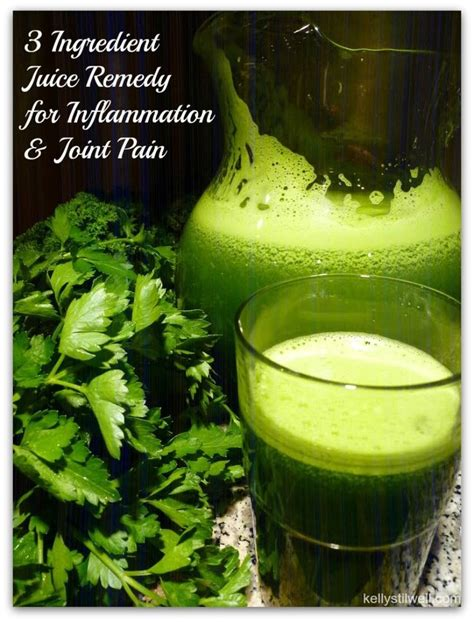 Inflammation Juice Detox by Easy Juice Remedy For Inflammation Joint 3