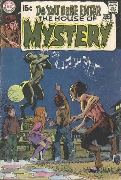 house of mystery house of mystery covers 150 199