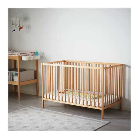 Baby Cot Ikea sniglar cot beech 60x120 cm ikea