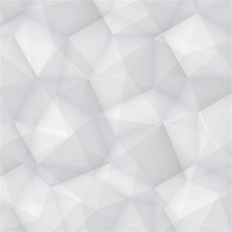 white design white polygonal background design vector free download