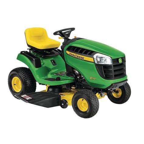 John Deere Home Depot Gift Card - john deere d110 42 in 19 hp gas hydrostatic front engine lawn tractor california