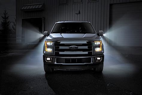 Lights On Top Of Truck by Every Truck Needs Led Side Mirror Spotlights Ford Trucks