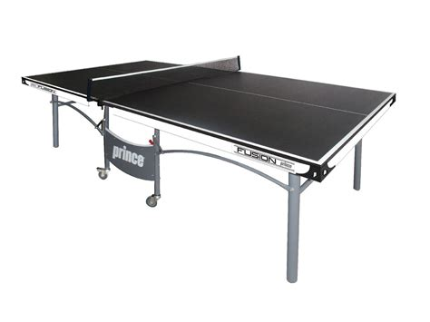 prince match ping pong table prince pt4200s fusion table tennis table sears outlet