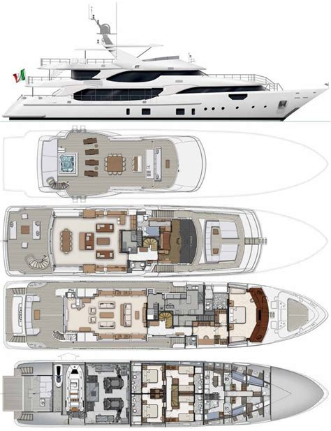 yacht checkmate layout yacht for sale gt motor yacht benetti crystal 140 for sale