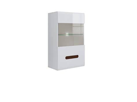 glass fronted wall mounted cabinet azteca wall glass front display cabinet sfw1w 10 6