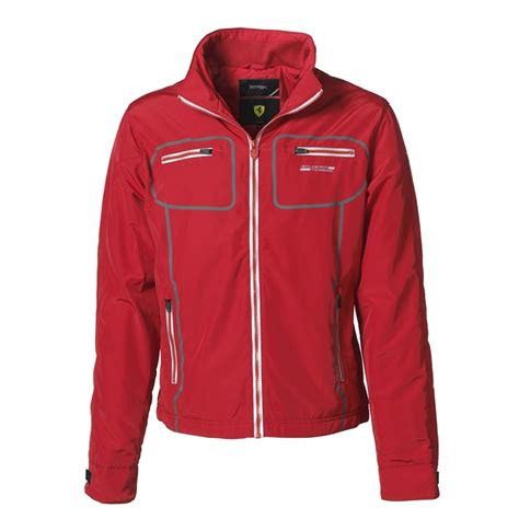 ferrari clothing men ferrari scuderia ferrari urban jacket available now on