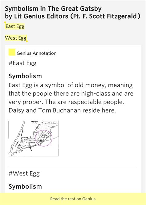 symbols in the great gatsby east and west egg east egg west egg symbolism in the great gatsby meaning