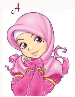 gambar kartun muslimah berdo a bergerak comel kumpulan gambar animasi bergerak gif