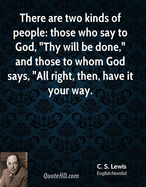 Thy Will Be Done Was And Is To Come Cd c s lewis quotes quotehd