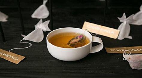 Teh Celup Villa menggemaskan teh celup ini mirip ikan berenang di