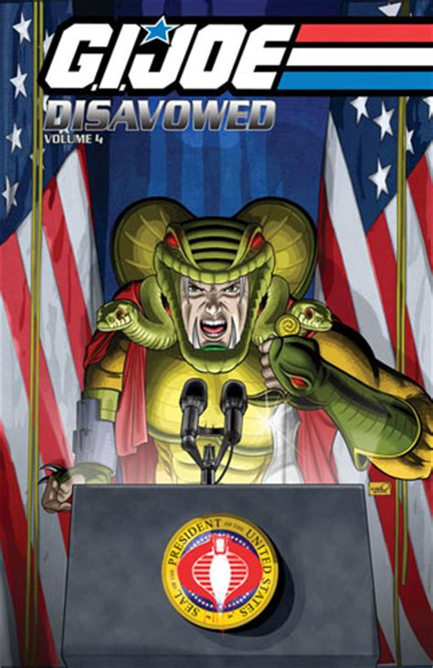 Classic G I Joe Vol 4 idw g i joe solicitations for september 2011 generals