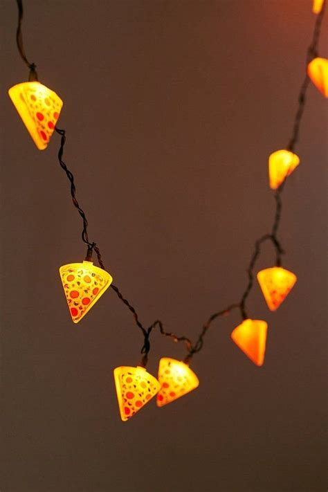 pizza string lights pizza string lights want it need it