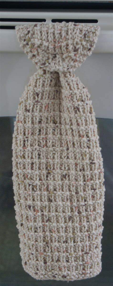 knit kitchen towel patterns knit hanging kitchen towel pattern