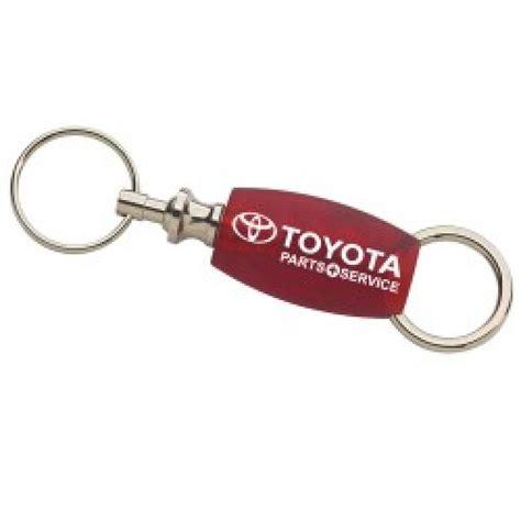 Twist Lock Key Ring - custom logo companion twist lock key separator key ring