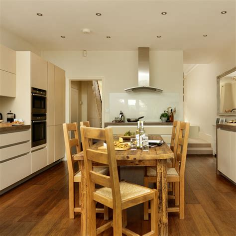kitchen flooring ideas uk oak floor and kitchen kitchen decorating ideal home
