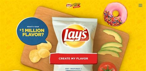 Lays Sweepstakes - lays do us a flavor the pitch contest 2017 2018 usascholarships com