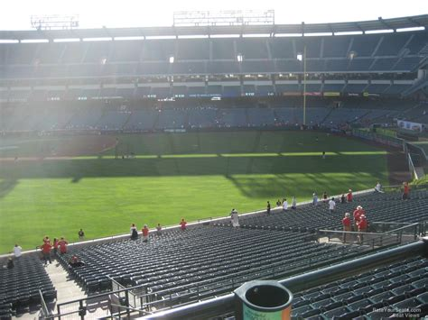 section 245 a angel stadium section 245 rateyourseats com