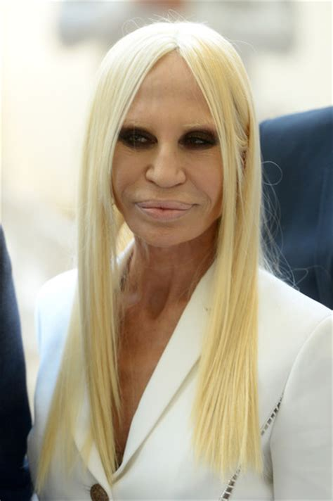 Donatella Versace by Donatella Versace Pictures Wintour Costume Center
