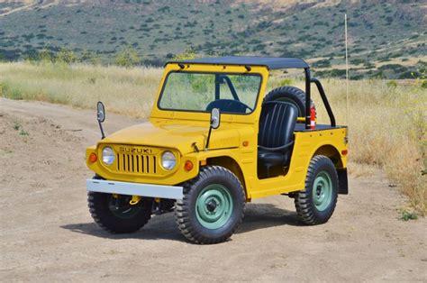 Suzuki Lj20 1972 Suzuki Lj20 Jimny Bring A Trailer