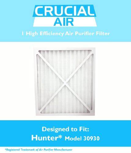 hunter  air purifier filter fits hunter models