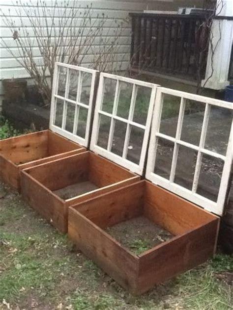 greenhouse window box 25 best ideas about window frames on