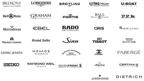 Teure Uhrenmarken Liste by Swiss Watches Logo