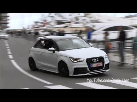 Audi S7 Mtm by Audi S7 Abt And A1 Mtm Racing In Monte Carlo Youtube