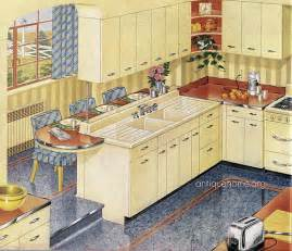 1940s Kitchen Design by 1940 S Kitchen 1948 Standard Plumbing Catalog Flickr