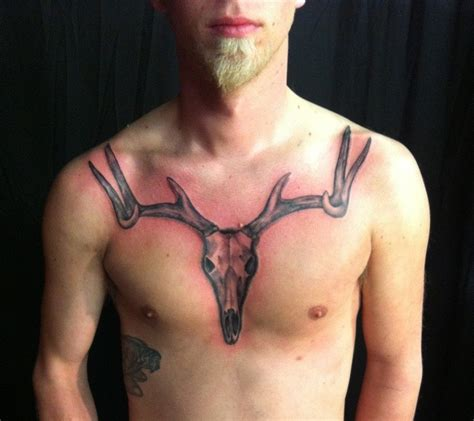 deer skull tattoo meaning deer skull tattoos designs ideas and meaning tattoos