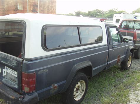 1986 jeep comanche 1986 jeep comanche 4x4 4 cylinder 4 speed bed