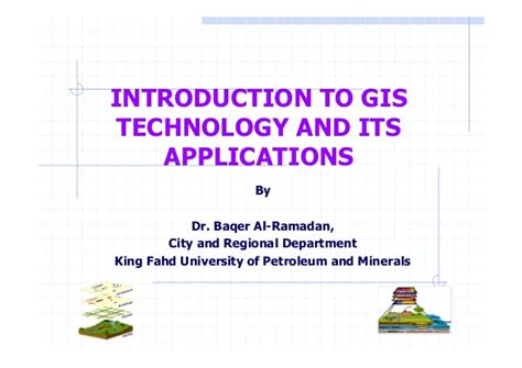 introduction to geospatial technologies books introduction to gis technology and its applications