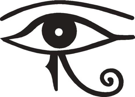 Ch Aufkleber Bedeutung by Aufkleber Quot Auge Quot 228 Gyptisches Zeichen Sticker Vinyl Eye Wand