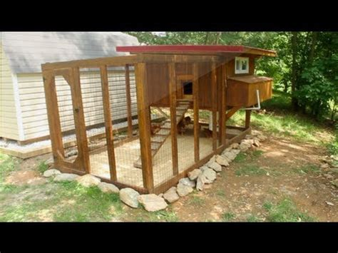 Easy Backyard Chicken Coop Plans Pdf How To Build A Clean Chicken Coop Coopy Co