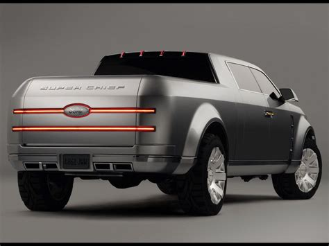 ford f 250 super chief concept im not a ford truck