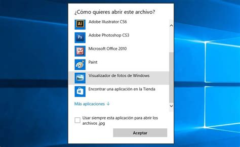 visualizar imagenes windows 10 cinco cosas a realizar tras instalar windows 10