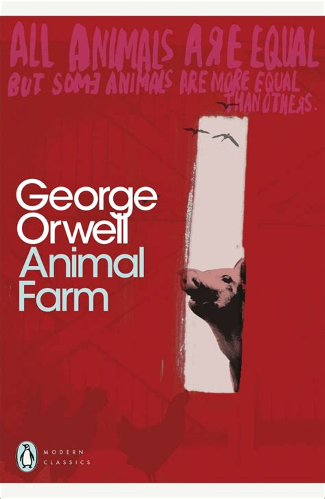 biography of george orwell author of animal farm animal farm by george orwell