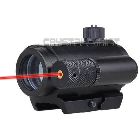 Green Dot W Laser holographic tactical reflex combo 1 x 20 green dot