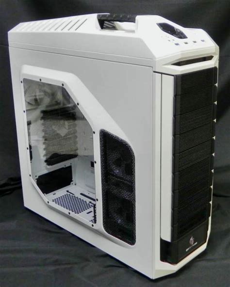 cm stryker cooler master stryker pc chassis review technology x
