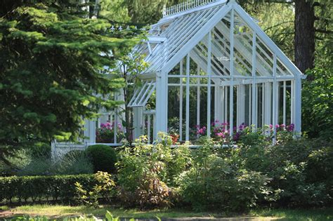 backyard green houses 23 wonderful backyard greenhouse ideas