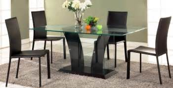 Rectangle Glass Dining Room Tables by Comfort Glass Top Dining Room Tables Rectangular Teetotal