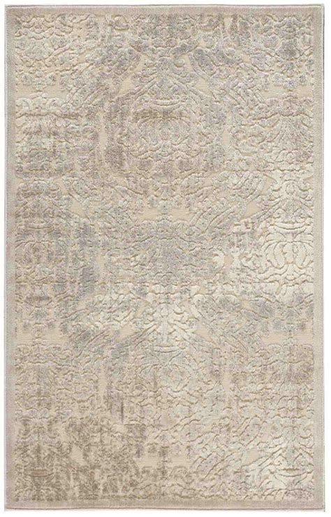 graphic area rugs nourison graphic illusions gil09 ivory area rug free shipping