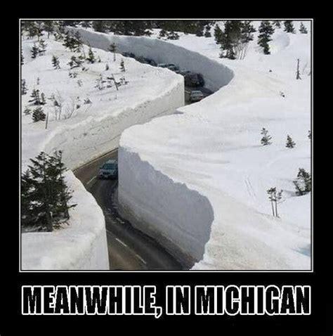 Winter Storm Meme - the best michigan snowstorm memes