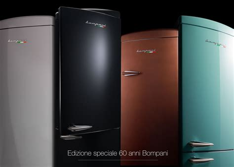 copper colored appliances bompani presents the new retr 242 line home appliances world