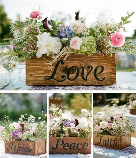 wooden centerpiece boxes best 25 wooden box centerpiece ideas on table