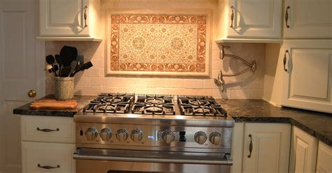How To Tile Kitchen Backsplash by Design Your New Kitchen With Pot Fillers What You Need