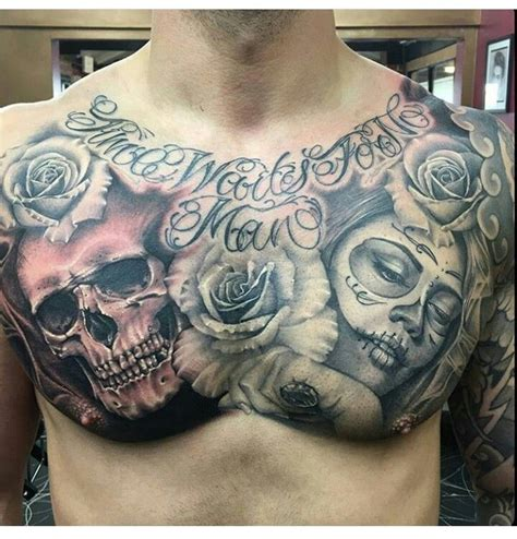 full chest tattoo designs the 25 best mens chest ideas on